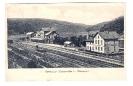 Bahnhof Biebermühle 1912